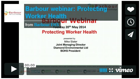 protecting worker health