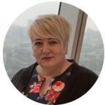 Customer Care Manager, Sharon Haynes